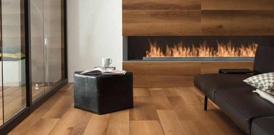 Gres porcellanato effetto legno | Cover Progetto Interni